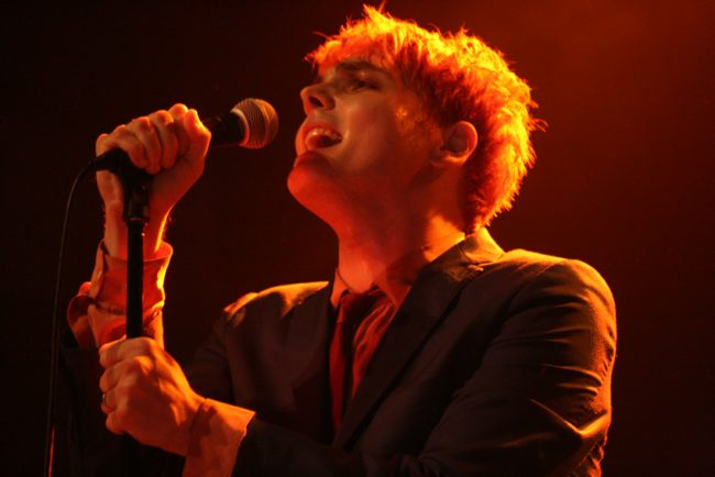 Gerard Way takes over LA