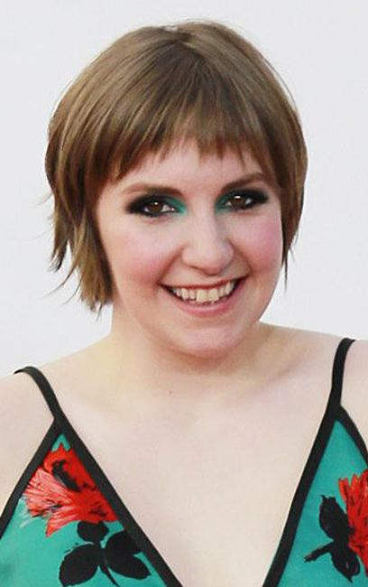 Creator Lena Dunham of the hit HBO show Girls, openly discusses personal moments in her life that seem similar to scenarios projected in the show.  Photo Courtesy MCT