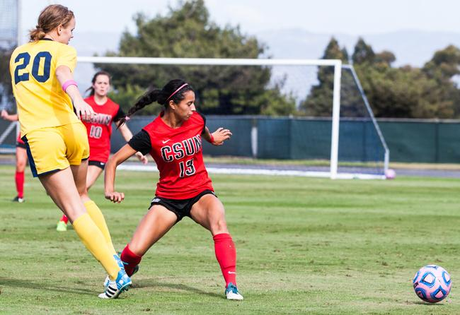 Melissa Lopez, senior, midfielder. File Photo/ The Sundial
