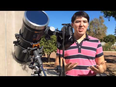 Students view solar eclipse at Orange Grove