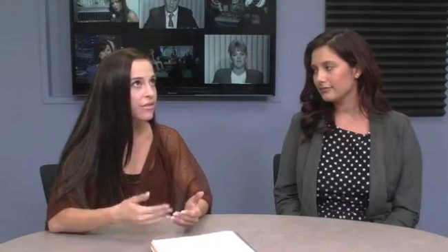 Video: Students React to CSUN Student Murder
