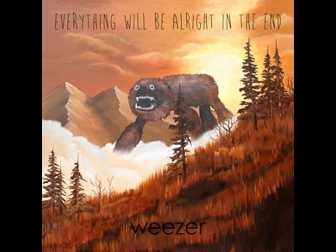 Weezer's latest effort doesn't seem to be alright