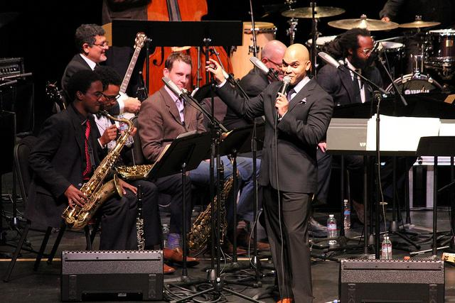 Irvin Mayfield and the New Orleans Jazz Orchestra give the VPAC one of the most entertaining performances yet
