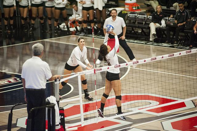 Women's Volleyball: Hawaii' gets revenge in 3-1 win over CSUN