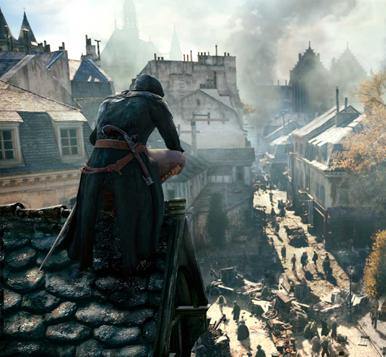 Assassins Creed: Unity is nothing new for fans of the series