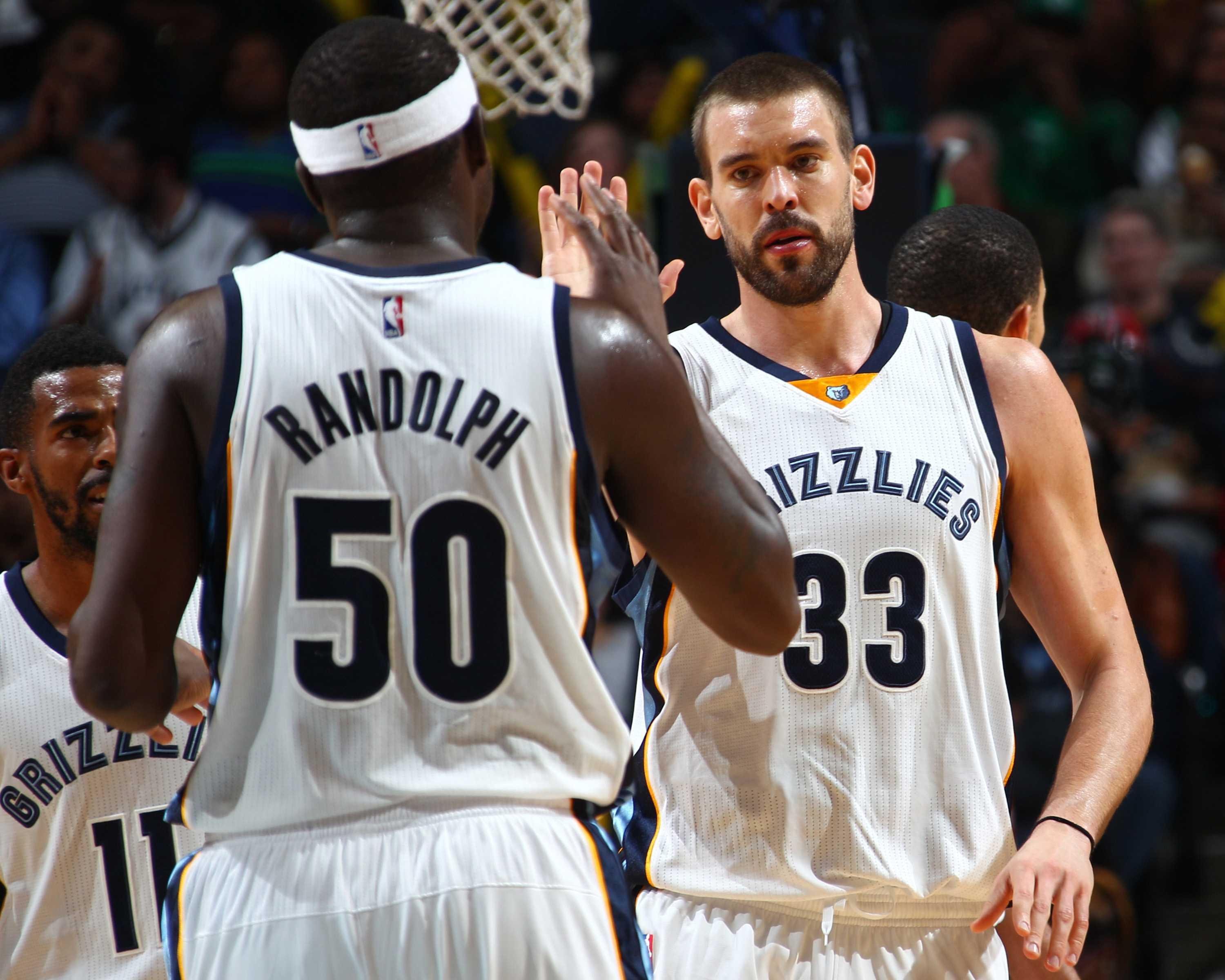 The Memphis Grizzlies relocating to the East makes a lot of sense for the NBA. Photo courtesy of Tribune News Services.