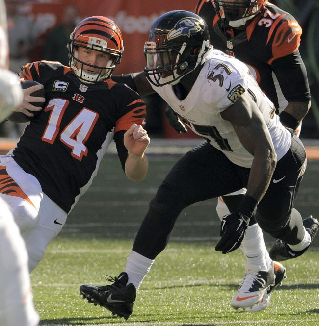 Andy Dalton stinks it up enough to make the Not list for Fantasy Football this week.