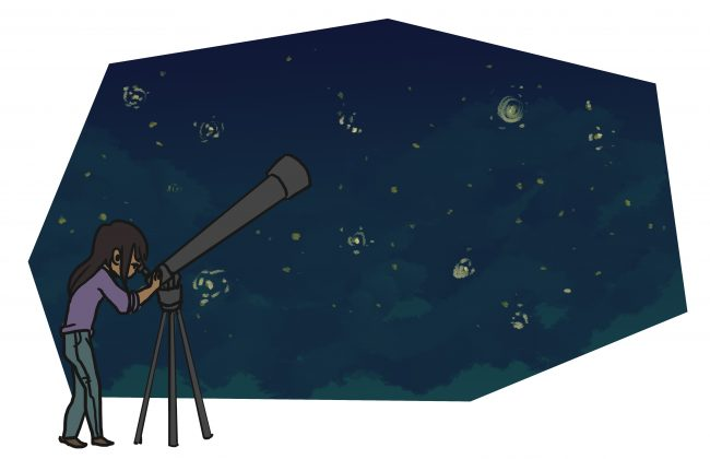 CSUN's new celestial astronomy club