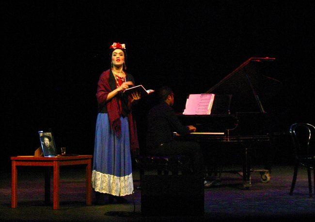 Latin American festival shines light on several historic female figures