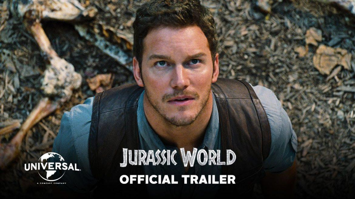 Geek Clash talks 'Jurassic World' and the upcoming 'Star Wars' trailer