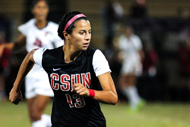 Women's Soccer: Matadors conclude season with loss to Fullerton in Big West Conference Tournament