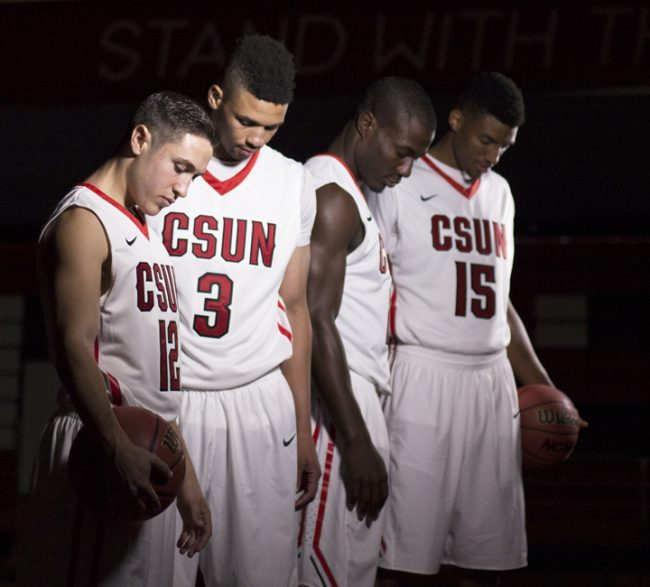 Basketball Issue: Men's Preview