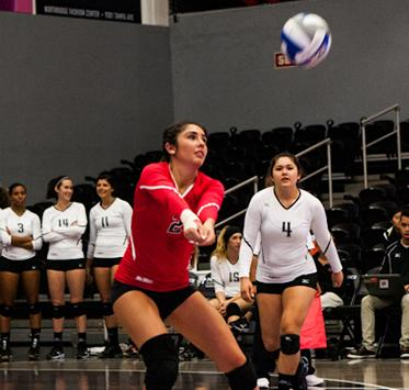 Women's Volleyball: Matadors continue hot streak against Fullerton with fifth sweep