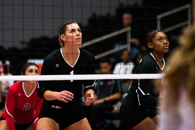 Women's Volleyball: Casey Hinger's legacy ahead of the class