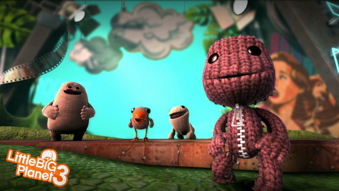LittleBigPlanet 3 is the first of the series to become available on Playstation 4