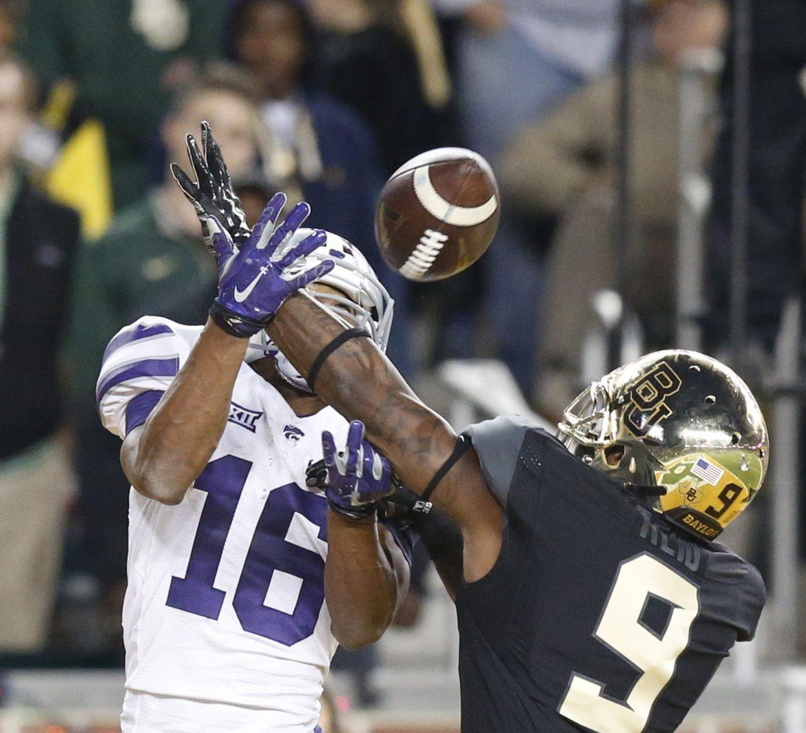 Baylor leads the two Big 12 teams snubbed in the BCS Playoff. File photo courtesy of Tribune News Service.