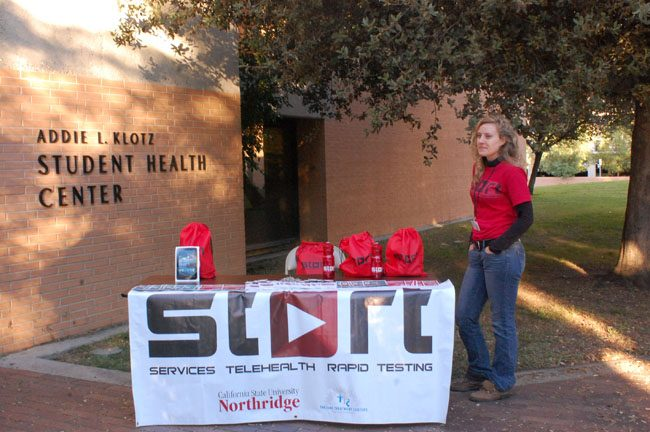 START program provides health services to students