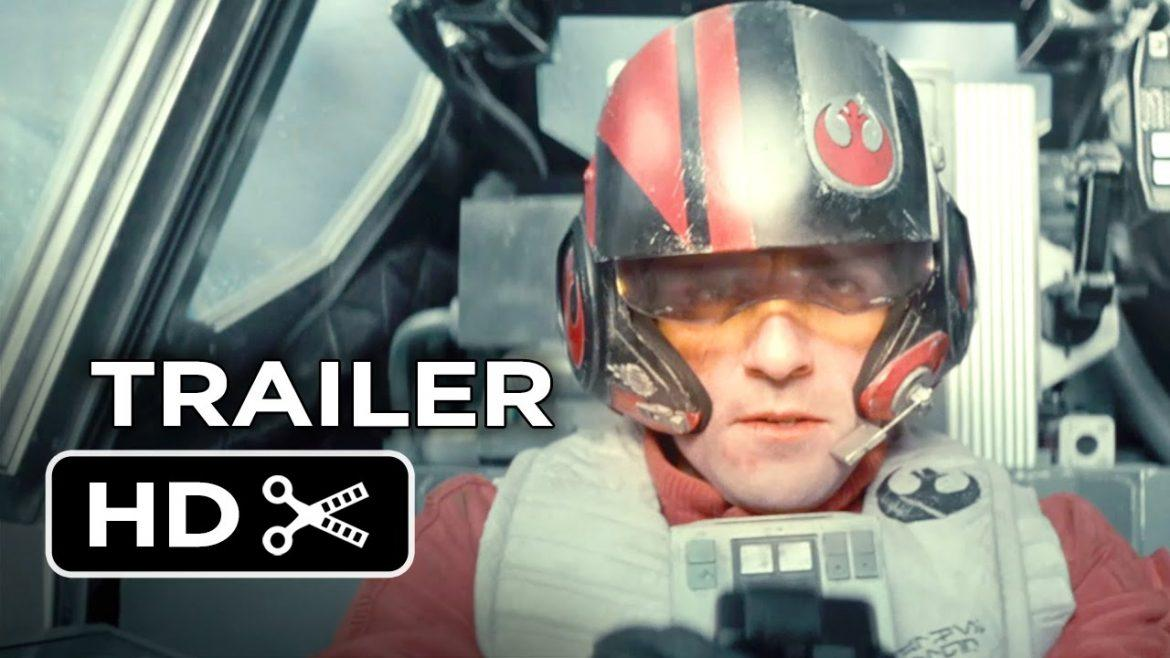 Geek Clash geek out over the 'Star Wars' trailer, Batman v Superman and more