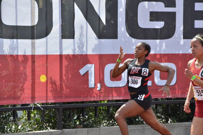 CSUN Track and Field performs well at Lobo Collegiate Open