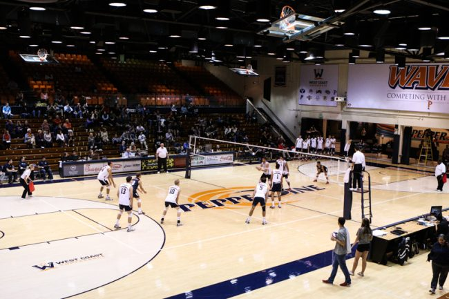 CSUN men's volleyball digs for success