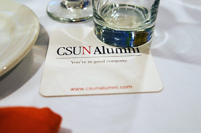 Alumni Reconnect with Students and Faculty During Annual AIS Dinner