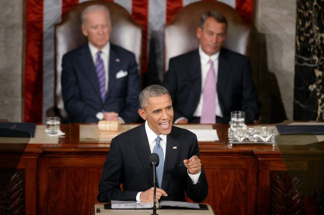 Obama's State of the Union lays out plans for the next two years