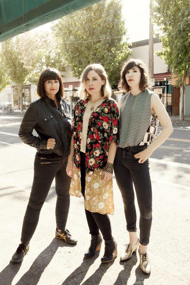 Sleater-Kinney is back in full force with their new album, No Cities to Love.