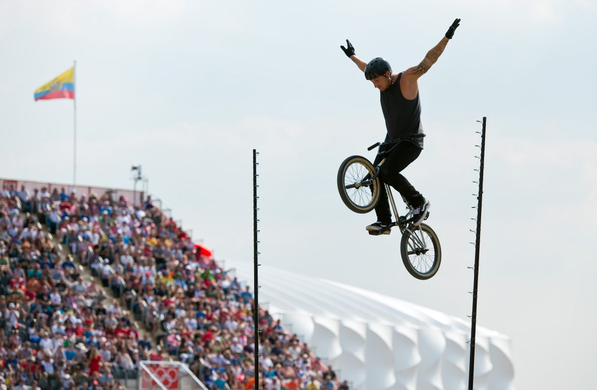 In+BMX%2C+Nathan+Williams+%28not+pictured%29+has+cancelled+his+partnership+with+Eclat%2C+among+other+extreme+sports+news.+Photo+Courtesy+of+David+Eulitt%2FKansas+City+Star%2FTribune+News+Service