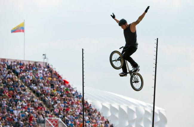 In BMX, Nathan Williams (not pictured) has cancelled his partnership with Eclat, among other extreme sports news. Photo Courtesy of David Eulitt/Kansas City Star/Tribune News Service