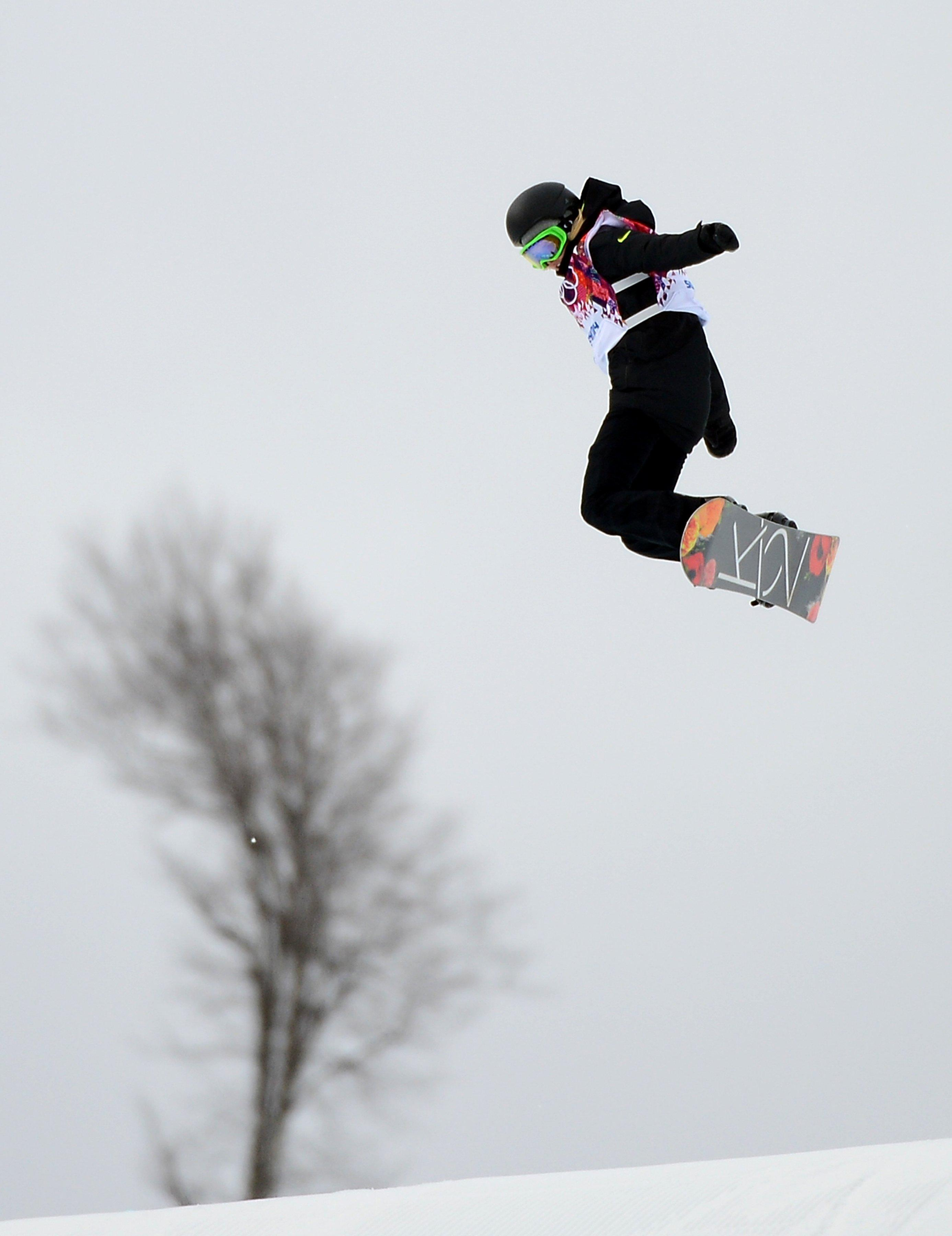 In women's slope, Silje Norendal took first, and became back-to-back gold medalist. Photo courtesy of Tribune News Services