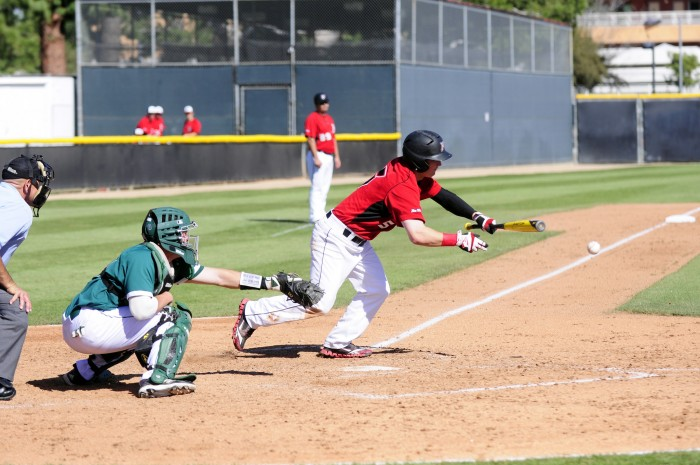 Baseball: Albie Weiss solo shot leads CSUN over Seattle University