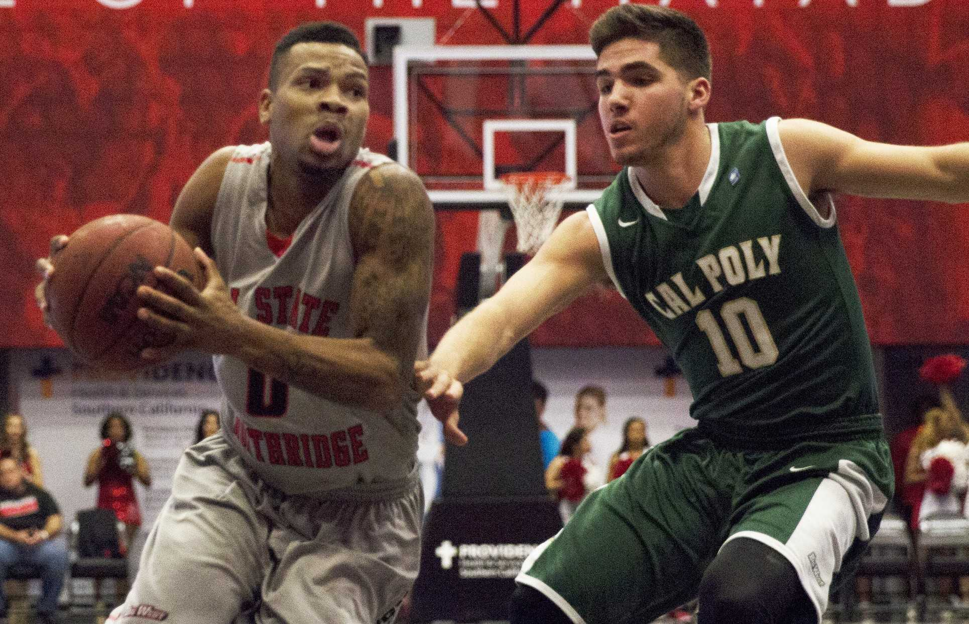 Men's Basketball: CSUN can't recover from slow start, lose to Cal Poly 70-63