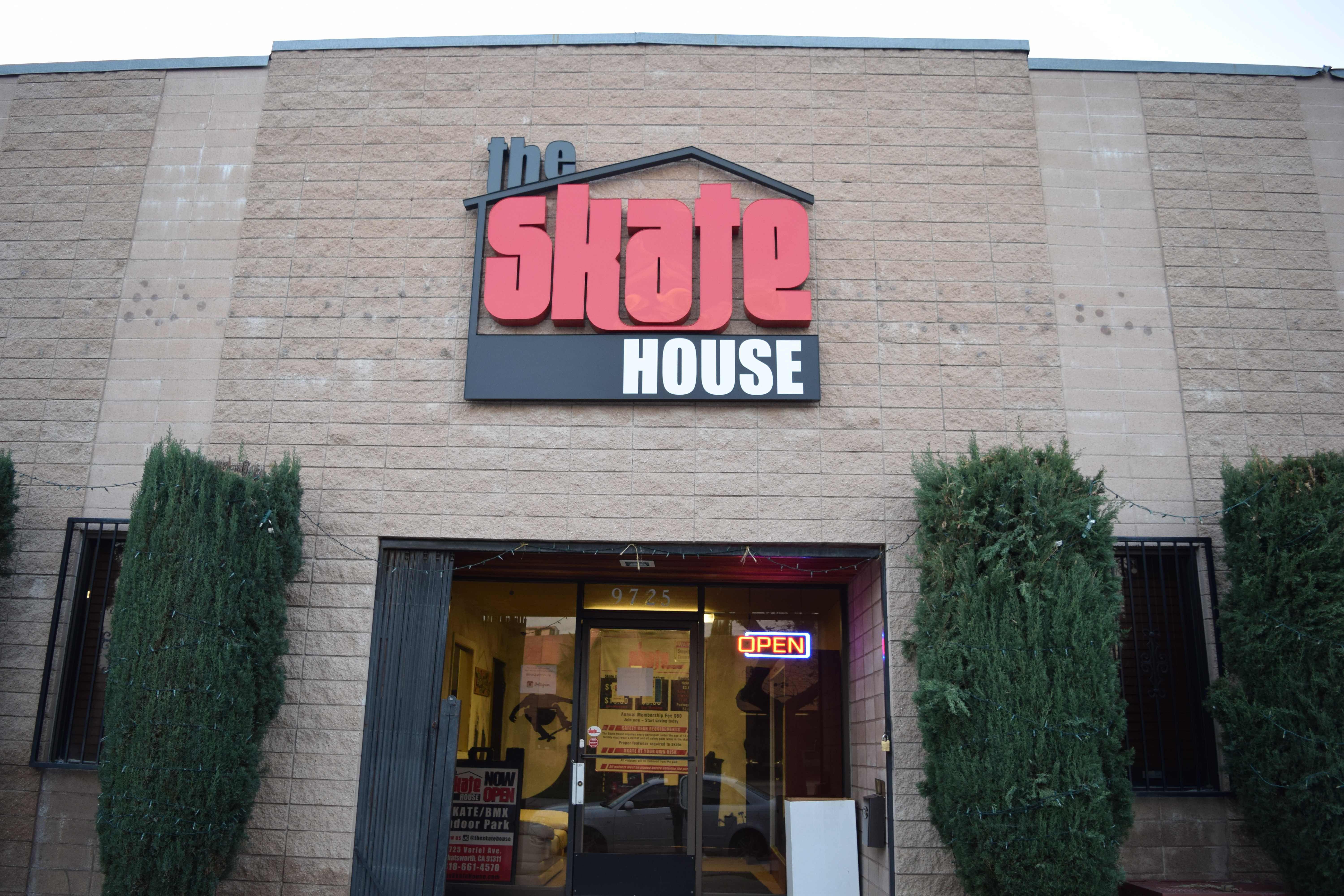 The Skate House: A Local Treasure