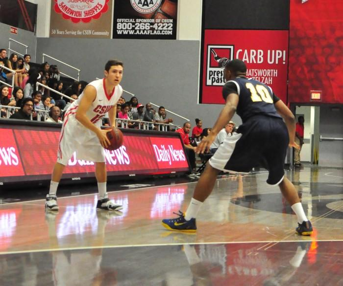 Men's Basketball: Matadors look to clinch Big West berth on Senior Night