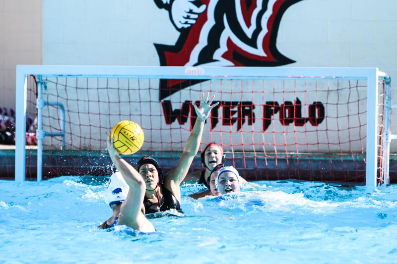 Women%27s+Water+Polo%3A+CSUN+notches+first+win+against+ranked+team+in+home+opener
