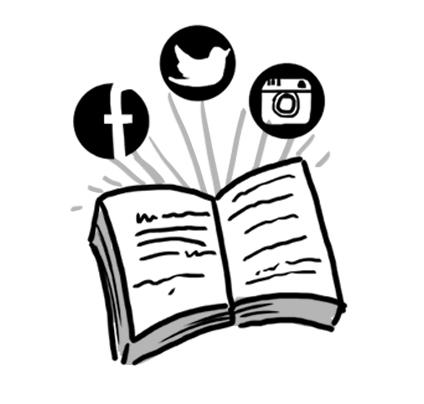 Pro- Education in social media