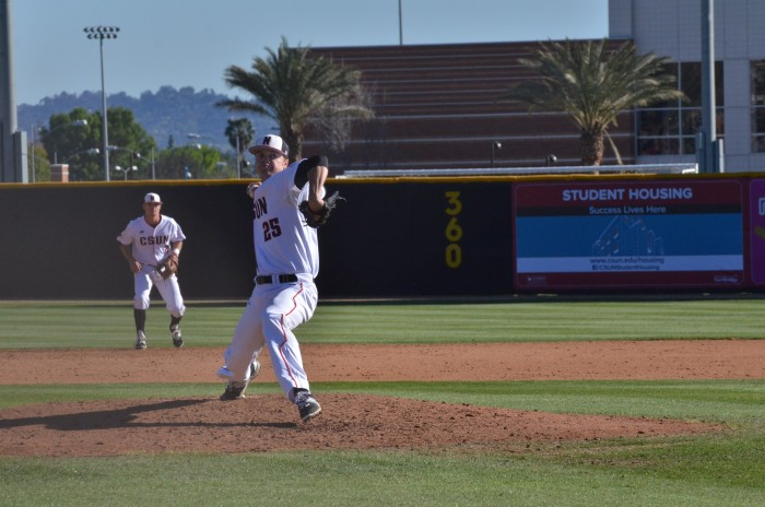 Baseball: Winning streak continues after 10-1 win over Grand Canyon University