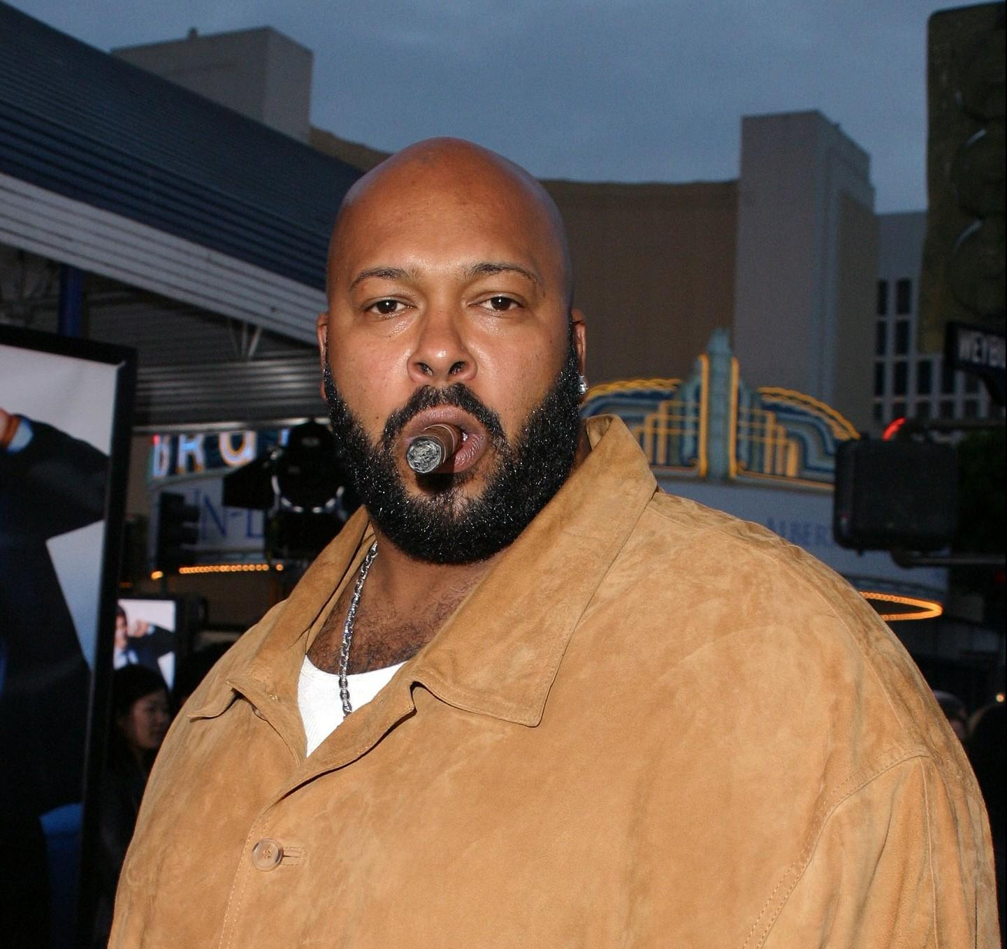 Rapper+Suge+Knight+was+hospitalized+Wednesday+morning%2C+one+day+after+pleading+%22Not+Guilty%22+to+murder+charges.+Photo+courtesy+of+Tribune+News+Services.