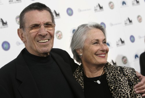 Live long and prosper: Leonard Nimoy dies at 83