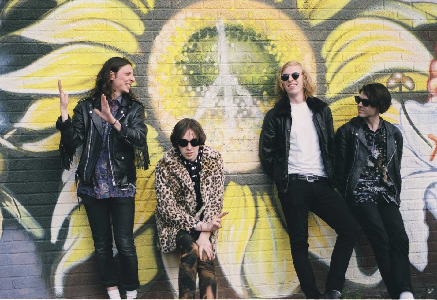 UK Band Peace Return to Turn You Into Happy People