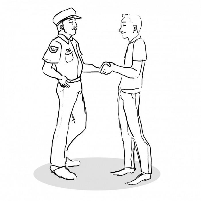 In Cops We Trust