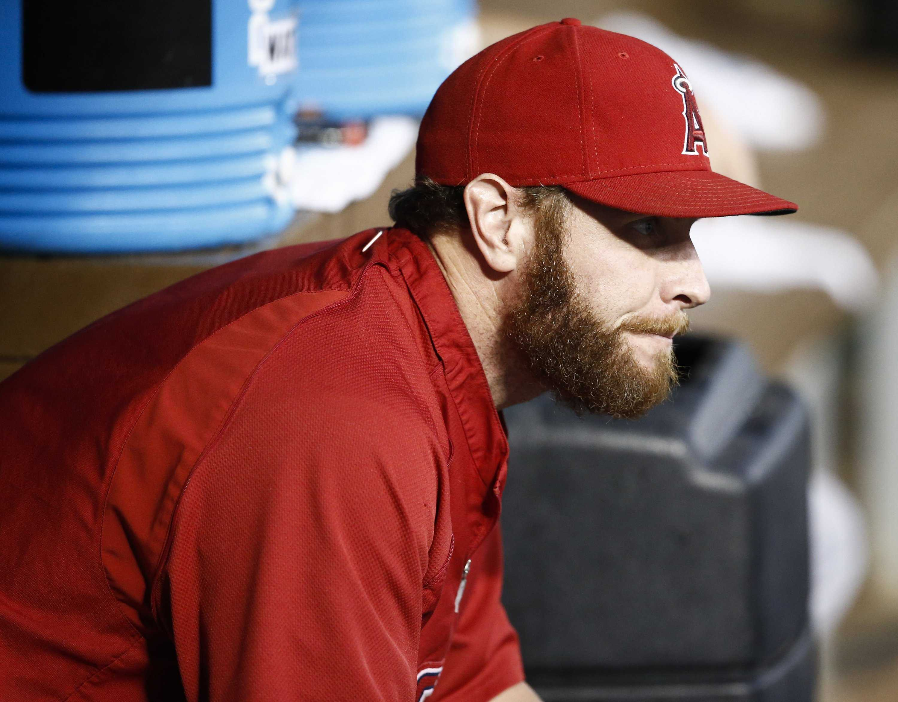 Angels outfielder Josh Hamilton in trouble once again