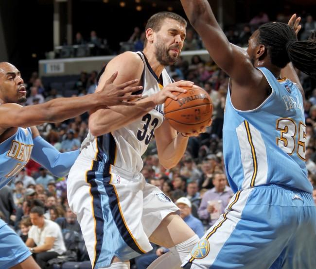 SPORTS BKN-NUGGETS-GRIZZLIES 8 MP