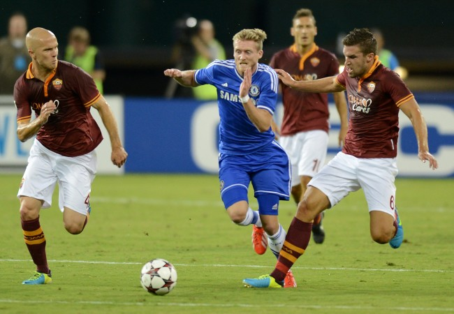 SPORTS SOC-ASROMA-CHELSEA 2 MCT