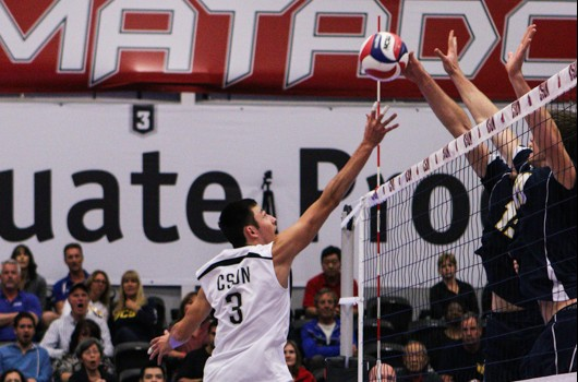 Men's Volleyball: CSUN look to build on momentum against No. 5 USC
