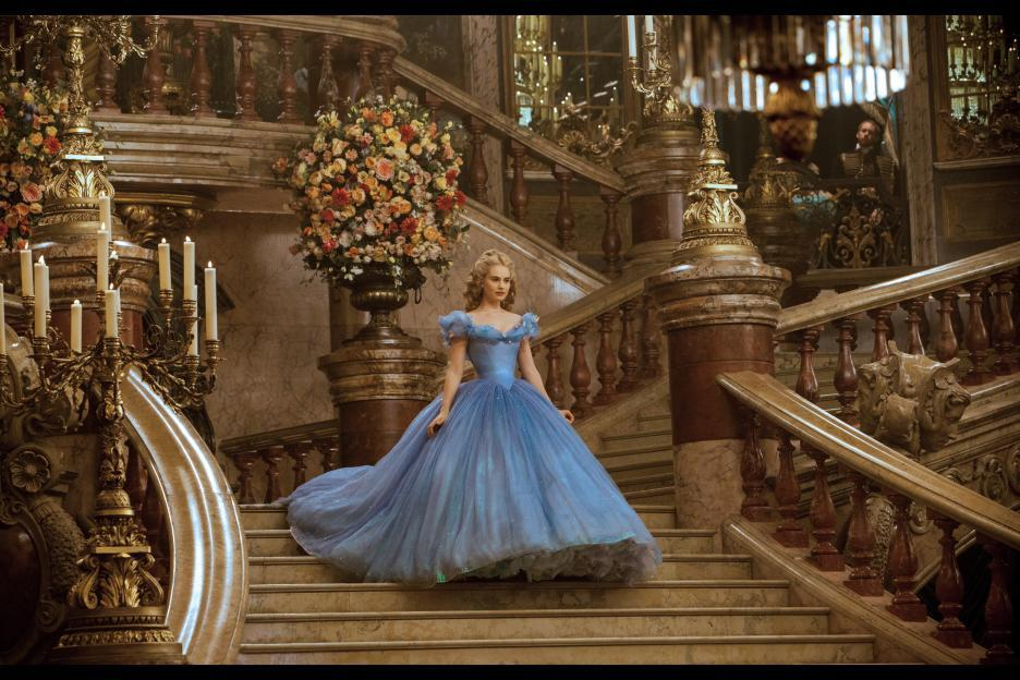 "Magical and magnificent remake of ""Cinderella"""