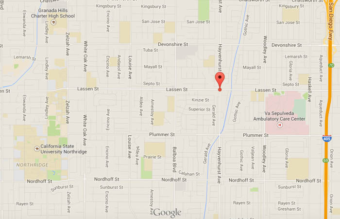 One dead, two injured in car accident on Lassen street