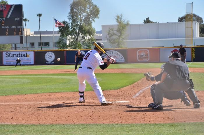 Baseball: Sixth inning rally lifts CSUN over George Washington University 10-3