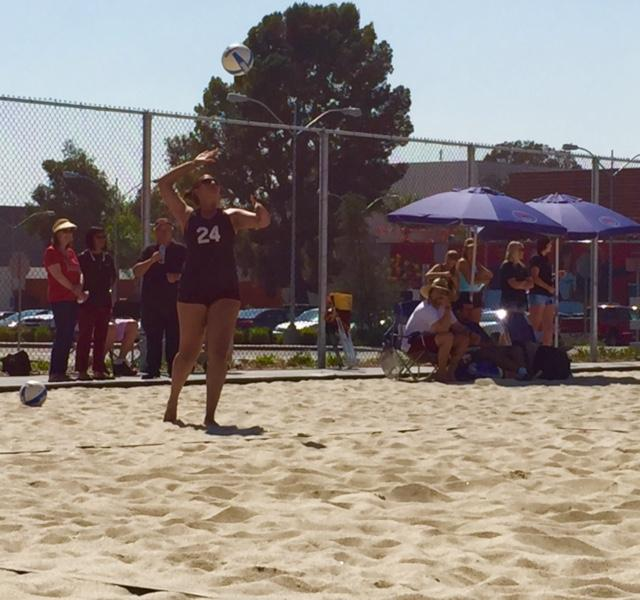 Sand+Volleyball%3A+CSUN+falls+to+CSU+Bakersfield+4-1