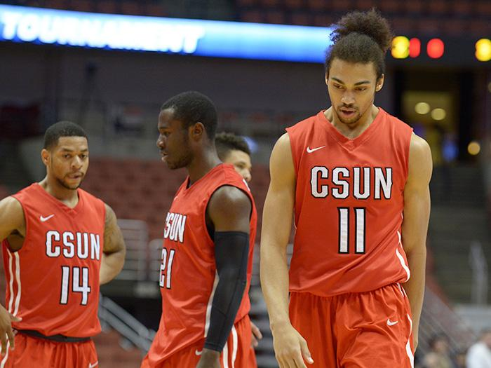Men's Basketball: CSUN's turbulent season ends with 71-67 loss to UC Davis
